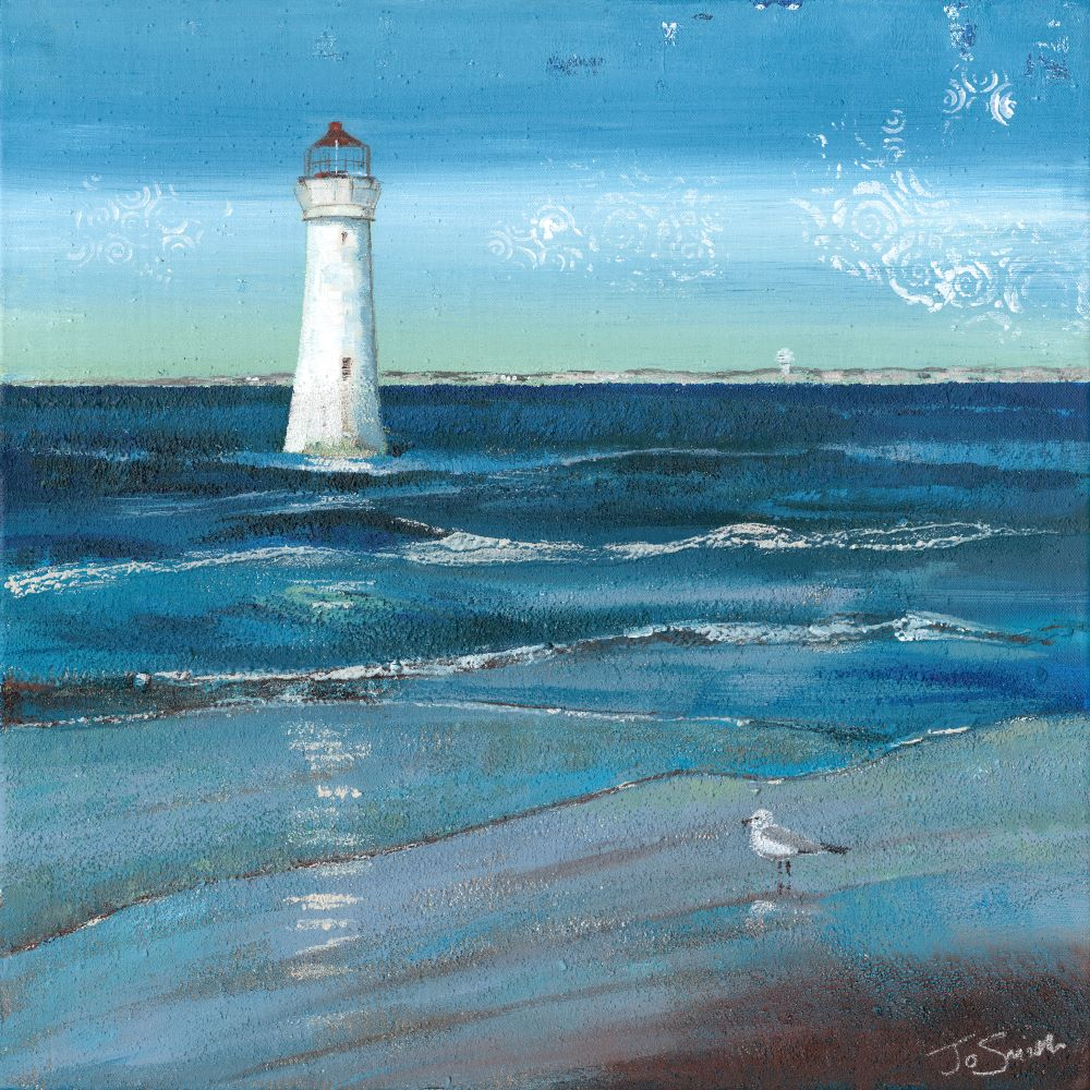 The Lighhouse and the Seagull